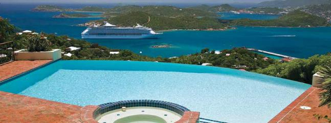 Villa Ventana 4 Bedroom SPECIAL OFFER, St. Thomas