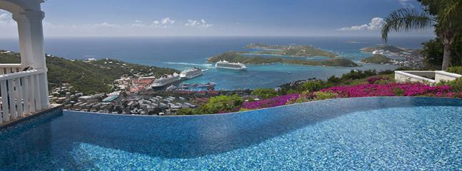 Villa Infinity 4 Bedroom SPECIAL OFFER, St. Thomas