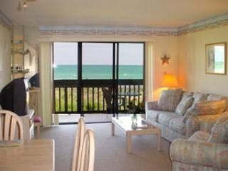Oceanfront Condo - 50 Feet to Beach, Topsail Beach