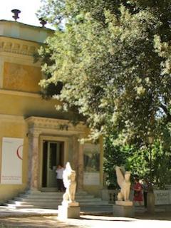 Villa Torlonia, Casino dei Principi