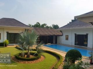 Villas for rent in Hua Hin: V6227