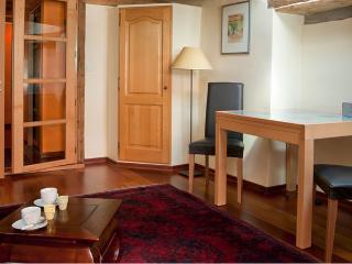 Le Rousseau: 1 des 3 appartements du Fil du Thiou, Annecy