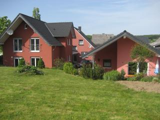 Haus am Ziel B&B the place after the race, Mullenbach