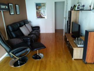 Apartamento para 4 personas a 500m de la playa, Montgat