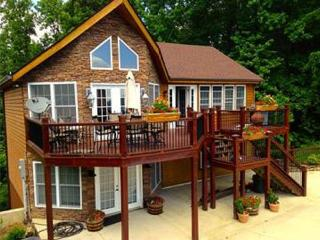 Section of house you will be renting ! Two levels of handcrafted beauty! Two master suites! Must see