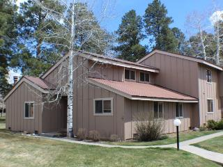 Enjoy this warm family-friendly vacation condo for your next Pagosa Springs Vacation.