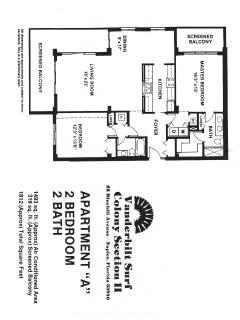 Floor plan features close to 1500 square feet of living space