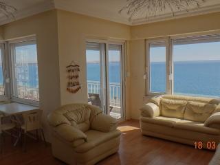 2+1 apartment Antalya sea view