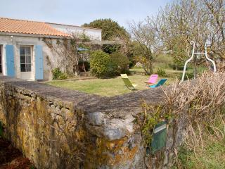 Maison de charme, 3 chambres, proche de la plage, Saint-Georges d'Oléron