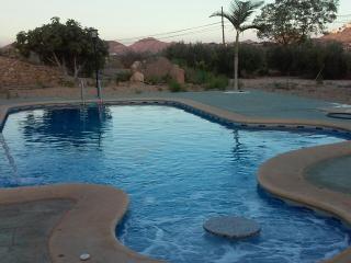 Casa-Villarural cerca de mojacar playa con piscina, Turre