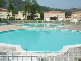 MINI VILLA 6 COUCHAGES DANS RESIDENCE SECURISEE 3*, Santa-Maria-Poggio