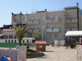 Residence Rivabella sulla spiaggia