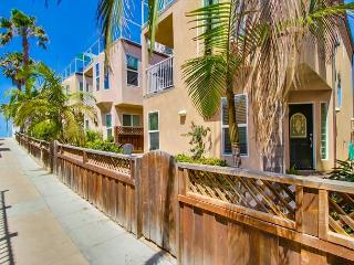 Stand Alone home steps to the ocean. Three Bedroom, Large Garage