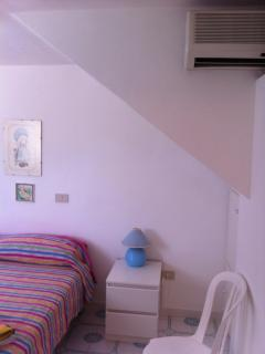 Bedroom n.1and  2 -airco