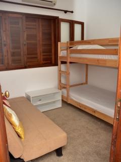 Bedroom 2 - Bunk bed!