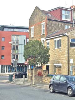Development from Halstow Road