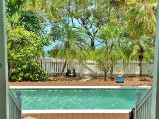 Sea Vista - Lovely Waterfront 3 Bedroom Home with Private Pool, Key West