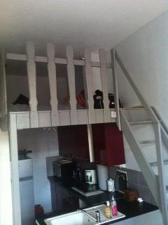 loue studio rue st jean ds apt sécurisé, Le Touquet