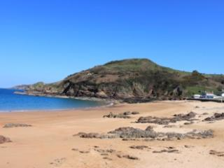 Greve De Lecq Holiday House in Jersey