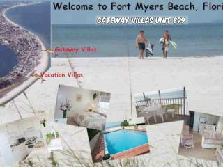 Gateway 899 Fort Myers Beach Luxury 2bd/2bth Condo