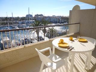 0157-PORT GREC Apartamento con vista al canal y al mar