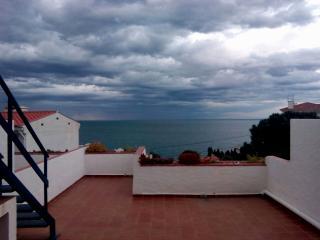 Atico gran terraza vista al mar Llanca Costa Brava