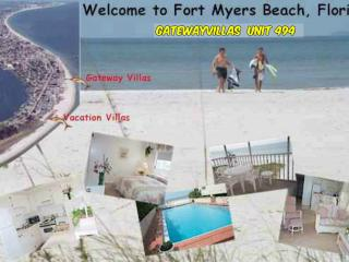Gateway 494 FortMyersBch - luxury 2Bed/2Bath Condo, Fort Myers Beach