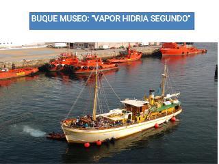Alojamiento solidario en un barco a vapor, O Grove