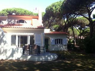 villa cozy sur golf au calme