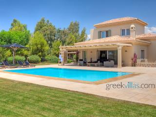 Porto Heli  - Gv - Ververonda Sunset  Villa with amazing pool & stunning