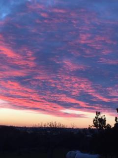 Uno dei nostri tramonti