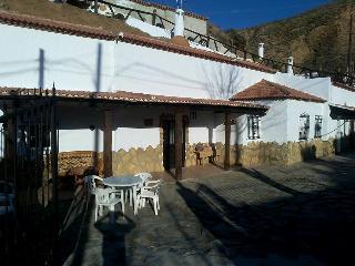 Lapicecus - Cuevas Almugara, Graena