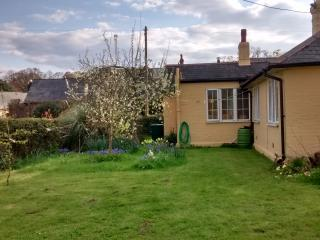 Country cottage in Bembridge on the Isle of Wight