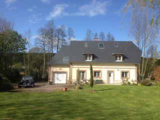 Charmante maison indépendante, littoral Normandie, Valmont