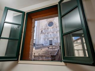 Apartamento en la sombra de la catedral, Girona