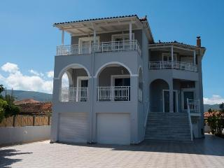 Villa Elena ground floor, Mouzaki