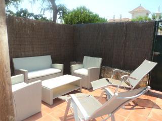 Chalet 3 dormitorios,a/a, wifi,piscina,playa cerca