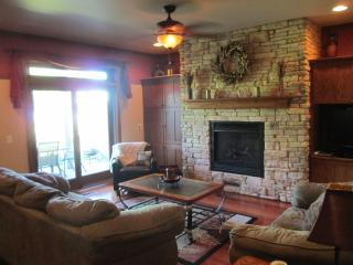 SERENE & LUXURIOUS LAKEFRONT CONDO ... 3 hrs from Chicago & 1 hr from Madison !