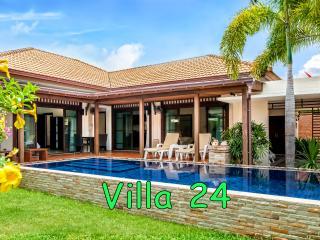 BUSABA POOL VILLA 24 - HUA HIN, Hua Hin
