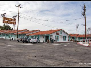 "World renowned ""El Rancho Motel"", Barstow"