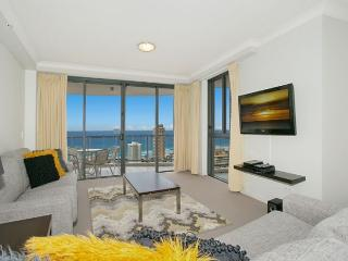 OCEAN VIEWS IN CENTRAL SURFERS PARADISE a2216, Surfers Paradise