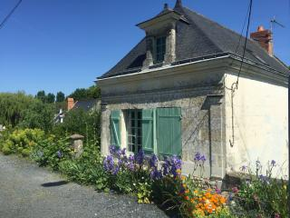 Riverside Cottage near Saumur