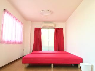 Chilling Japanese Casual Style room ★FREE WiFi ACCESS & PORTABLE WiFi to keep U