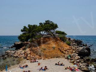 Bandol. Rés 'Les Amandons' 4 pers, plage, parking