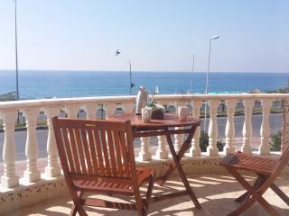 Holiday flat at the beach with the best sea-view