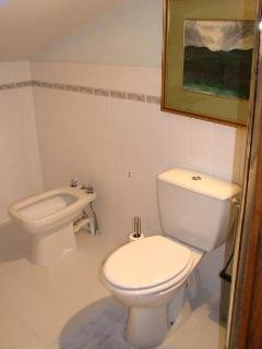 Another View of the Second Bathroom