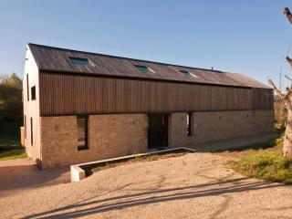 La Maison Bois Charente / Het houten huis