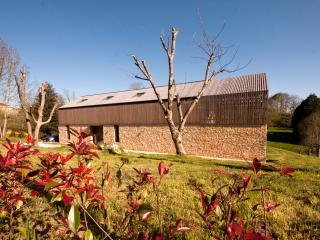La Maison Bois Charente / Het houten huis, Montbron