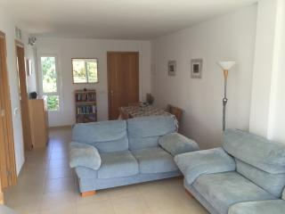 Holiday apartment rental, Bellresguard, pool, view