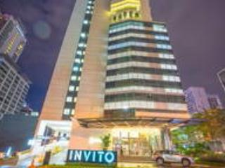 Sharing the same building with Invito Hotel Suites